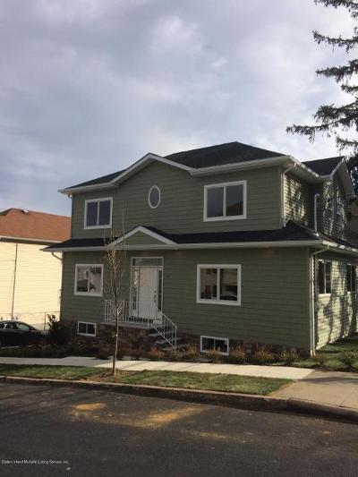 Single Family Home Acceptance: 6 Hunter Avenue