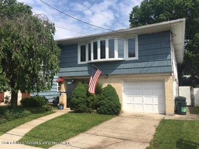Staten Island Single Family Home Acceptance: 69 Oakley Place