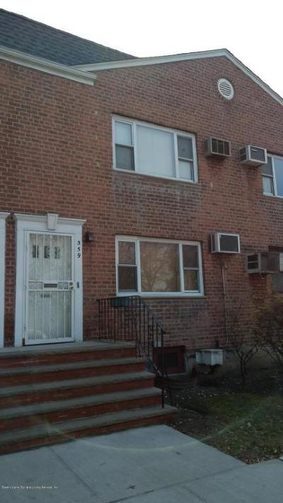 Brooklyn Co-op For Sale: 359 Bay 8th Street