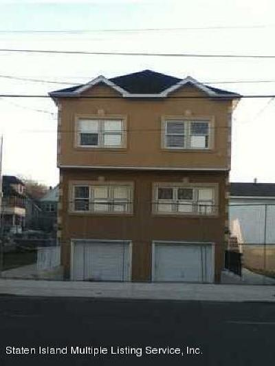 Staten Island Semi-Attached For Sale: 34 Wayne Street
