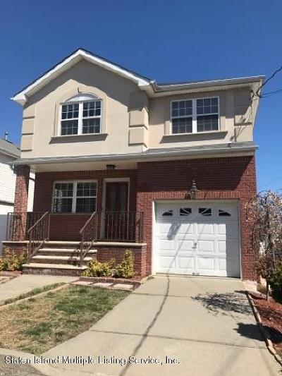 Staten Island Two Family Home For Sale: 23 Ferguson Court