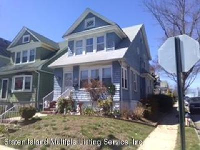 Staten Island Single Family Home For Sale: 400 Heberton Avenue