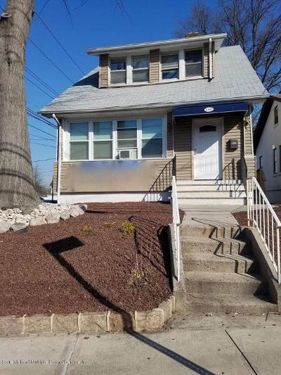 Single Family Home For Sale: 1191 Forest Avenue
