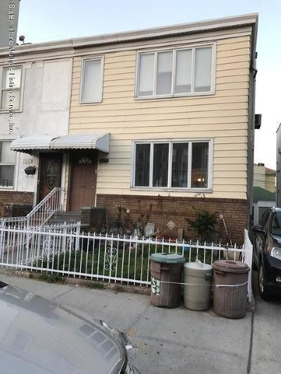 Brooklyn NY Two Family Home Closed: $1,360,000