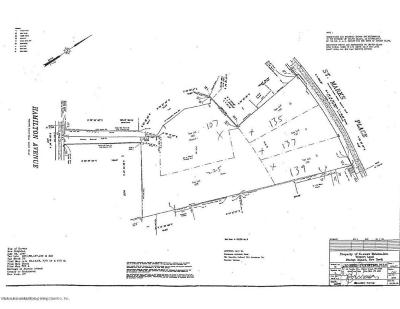 Staten Island Residential Lots & Land For Sale: 30-38 Saint Marks Place