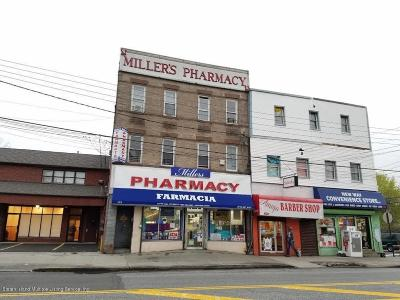 Staten Island Multi Family Home Acceptance: 173 Broad Street