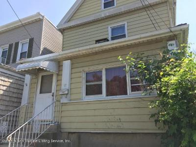 Single Family Home Acceptance: 18 Irving Place