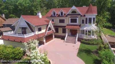 Staten Island Single Family Home Acceptance: 167 Nevada Avenue