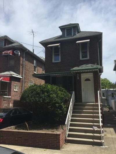 Bronx Single Family Home Acceptance: 728 Rosedale Avenue