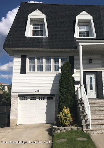 Semi-Attached For Sale: 135 Kelly Boulevard