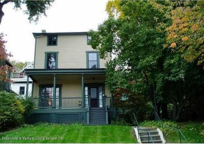 Two Family Home For Sale: 272 Richmond Terrace #1-2