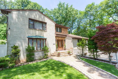 Staten Island Two Family Home For Sale: 190 Nevada Avenue