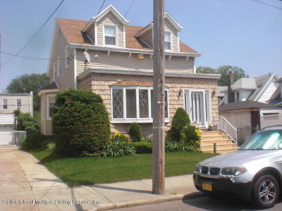 Brooklyn Single Family Home For Sale: 1605 E 45 Street