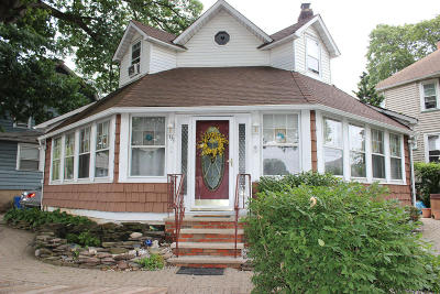 Single Family Home Acceptance: 133 Clinton B Fiske Avenue