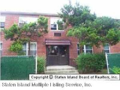 Richmond County Condo/Townhouse For Sale: 125 Cortelyou Avenue #1-1