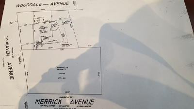 Residential Lots & Land For Sale: 115 Merrick Avenue