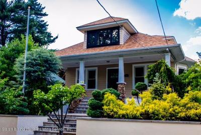 Single Family Home For Sale: 157 Waterbury Avenue