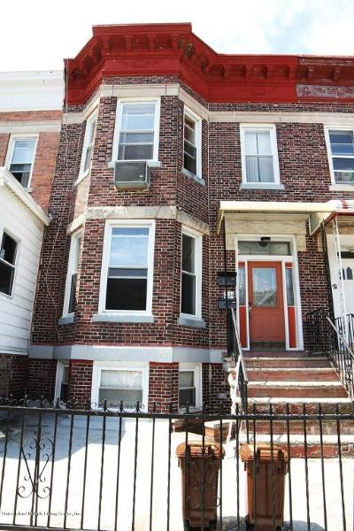 Brooklyn Two Family Home Acceptance: 1834 70th Street