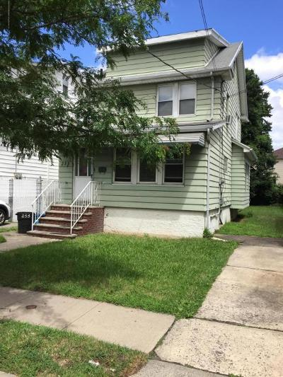 Staten Island Two Family Home For Sale: 233 Simonson Avenue