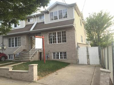 Semi-Attached For Sale: 996 Rockland Avenue