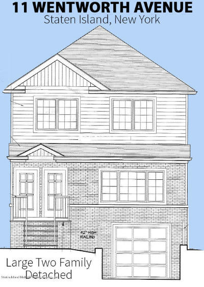 Two Family Home Acceptance: 11 Wentworth Avenue
