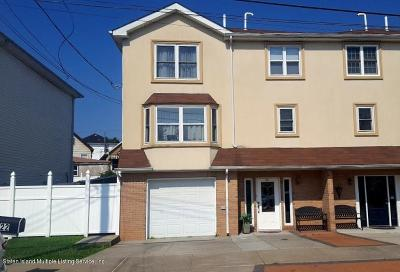Staten Island Semi-Attached For Sale: 22 S. Beach Avenue
