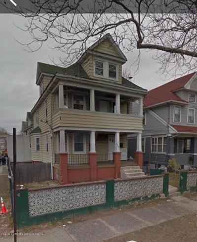 Staten Island Two Family Home For Sale: 210 Park Avenue
