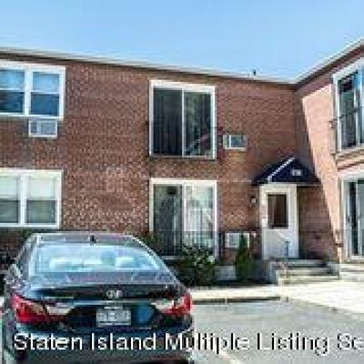 Staten Island Co-op For Sale: 218 Naughton Avenue #C