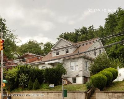 Richmond County Single Family Home For Sale: 1359 Richmond Road