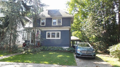 Single Family Home Acceptance: 256 Myrtle Avenue