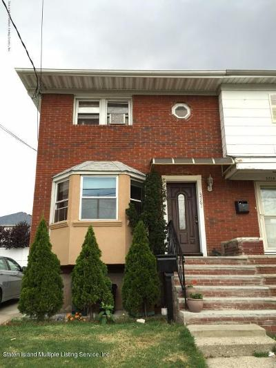 Semi-Attached For Sale: 3761 Hylan Boulevard