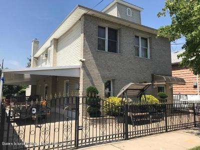 Staten Island Multi Family Home For Sale: 352 Parkinson Avenue
