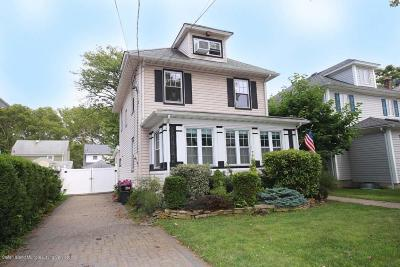 Staten Island Single Family Home For Sale: 505 Kissel Avenue