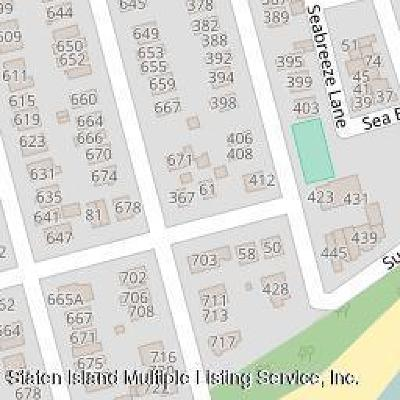 Staten Island Residential Lots & Land For Sale: 671-73 Yetman Ave