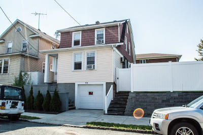 Staten Island Single Family Home For Sale: 172 Van Cortlandt Avenue