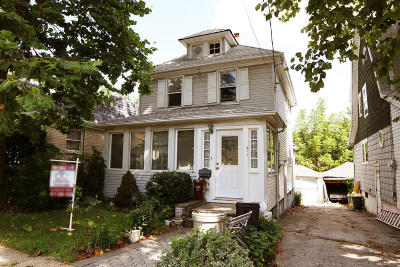 Staten Island Single Family Home For Sale: 411 Little Clove Road