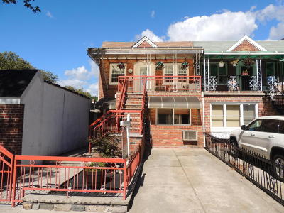 Brooklyn Two Family Home For Sale: 168 Bay 41st Street