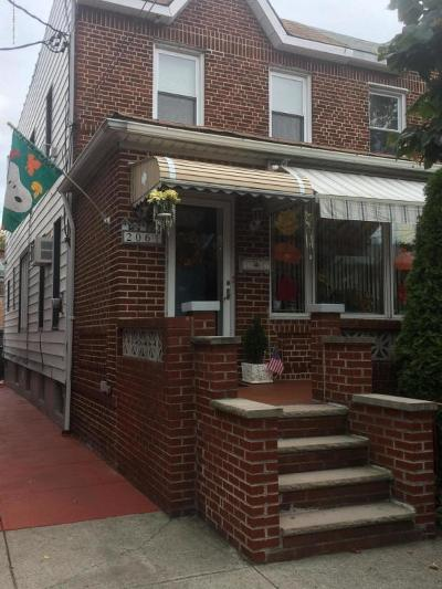Brooklyn Semi-Attached For Sale: 2061 Ford Street