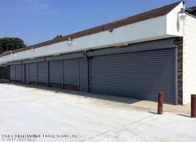 Staten Island Commercial For Sale: 140 Main Street