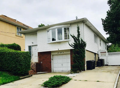 Single Family Home Acceptance: 366 Westwood Avenue