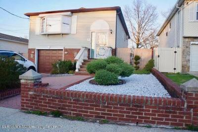 Staten Island Single Family Home For Sale: 105 Bartlett Avenue