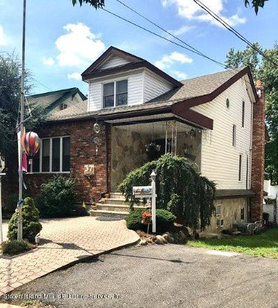 Two Family Home For Sale: 37 Florence Street
