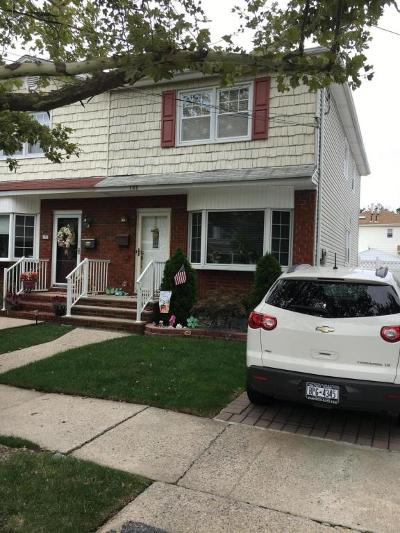 Staten Island Semi-Attached For Sale: 133 Leverett Ave