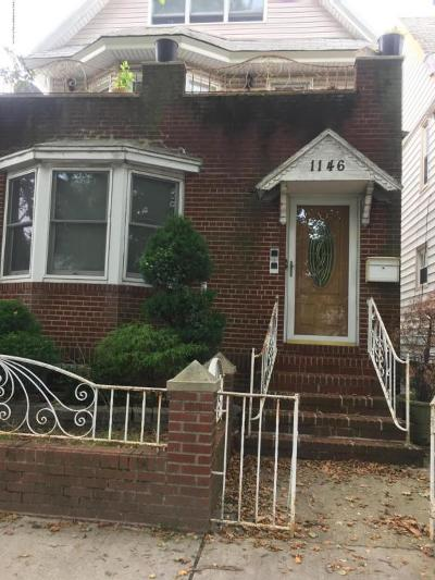 Brooklyn Two Family Home For Sale: 1146 E 37th Street