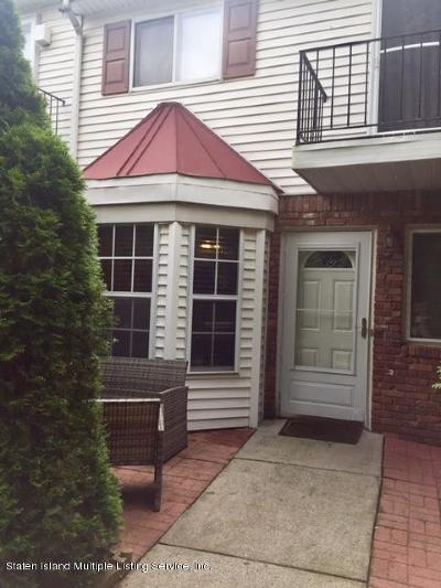 Staten Island Condo/Townhouse For Sale: 1736 Forest Hill Road