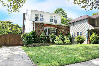 Staten Island Single Family Home For Sale: 336 Rose Avenue