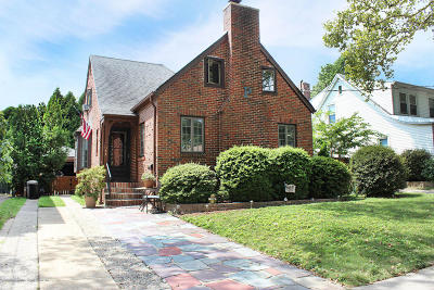 Staten Island Single Family Home For Sale: 344 Rose Avenue