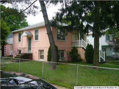 Two Family Home For Sale: 2132 Victory Blvd
