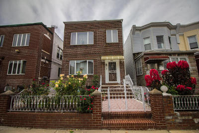 Brooklyn Multi Family Home For Sale: 1826 74th Street