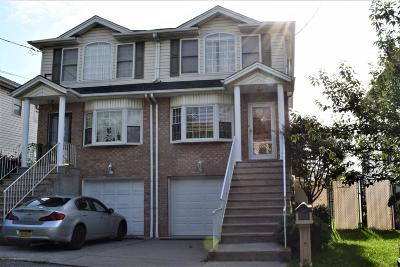 Staten Island Semi-Attached For Sale: 107 Retner Street